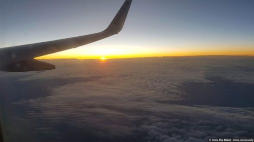крыло самолета фото