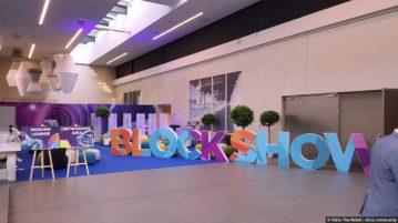 BlockShow Europe Event Berlin 2018