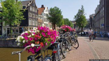 Амстердам: нидерландское дружелюбие, красота, комфорт и уют