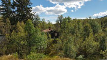 На краю света, посреди норвежской природы летом