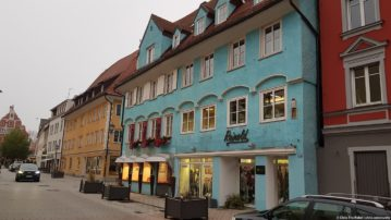 Добро пожаловать в баварский Мемминген