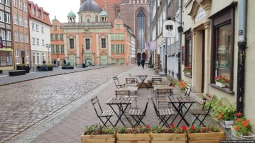 Гданьск — самый необычный из всех городов Польши