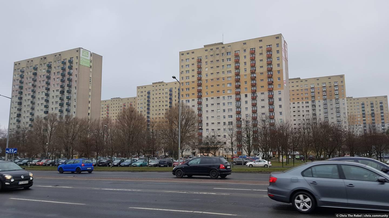 фото архитектуры советских лет в Европе