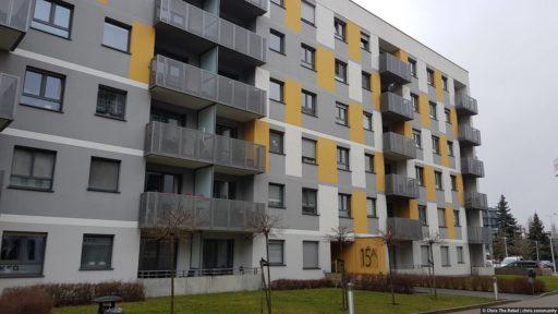 фото современный дом в Польше в городе Познань