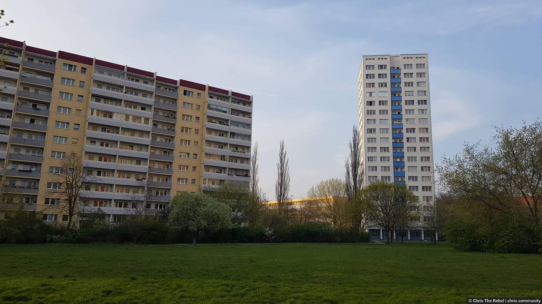 реновация в Берлине