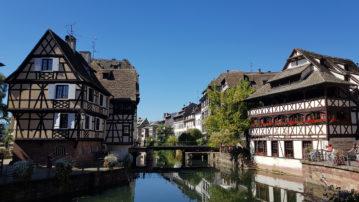Страсбург: старый, но современный город