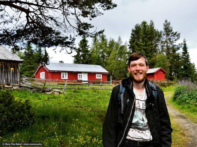 Владимир Адошев в Норвегии