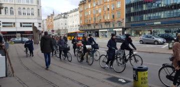 Машина в городе? No, thanks! Прошлое, настоящее и будущее городской мобильности